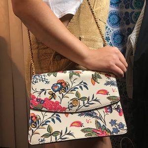 Tory Burch Parker Floral Convertible Shoulder Bag